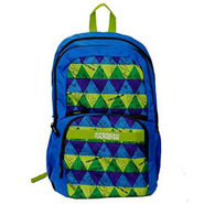 American Tourister Polyester Backpack Hoola 1 Blue