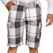 Sparrow Clothings Cotton Cargo Shorts_wjcrsht20 - Multicolor