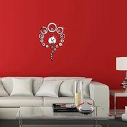 DIY Wall Clock 3D Sticker -0443S