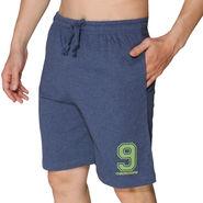 Chromozome Regular Fit Shorts For Men_10308 - Blue