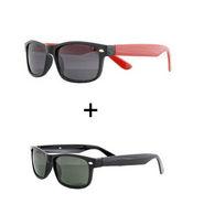 Combo of 2 Fidato Wayfarer Sunglasses_FD062
