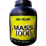 High Voltage Mass 1000 (2.5kg) - Vanilla Flavor