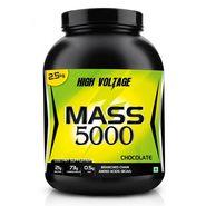 High Voltage Mass 5000 (2.5kg) - Chocolate Flavor
