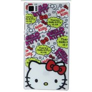 Snooky Designer Hard Back Cover For Xiaomi Mi3 Td13497