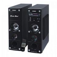 Envent Boom Blast 14000W Mini Tower Home Theatre Speaker - Black