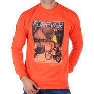 Bendiesel Wollen Sweatshirt For Men_Bdjkt013 - Orange