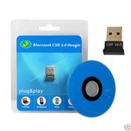 Aeoss bluetooth 4.0 USB 2.0 / 3.0 Adapter Dongle: 2.1+ EDR Compliant Speed 3MB/s