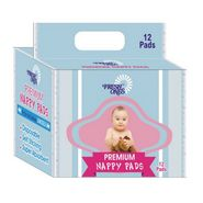 Fresh Ones Premium Baby Nappy Pads (144/Pack)