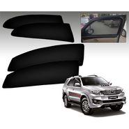 Set of 4 Premium Magnetic Car Sun Shades for ToyotaFortuner
