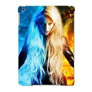 Snooky Digital Print Hard Back Case Cover For Apple iPad Air 23681 - multicolour