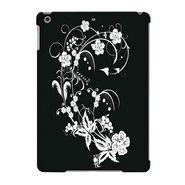 Snooky Digital Print Hard Back Case Cover For Apple iPad Air 23661 - Black