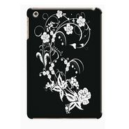 Snooky Digital Print Hard Back Case Cover For Apple iPad Mini 23809 - Black