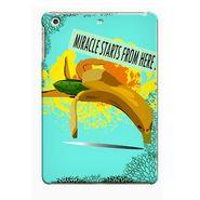 Snooky Digital Print Hard Back Case Cover For Apple iPad Mini 23831 - Green