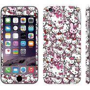 Snooky 28425 Digital Print Mobile Skin Sticker For Apple Iphone 6 - Multi