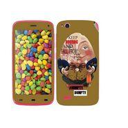 Snooky 27731 Digital Print Mobile Skin Sticker For Gionee Elife E3 - Multi