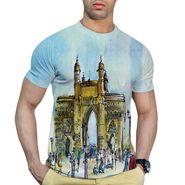 Graphic Printed Tshirt by Effit_Trp0384