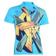 Branded Cotton Tshirt_1183sblu - Sky Blue