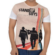 Graphic Printed Tee - Multicolor_sgts
