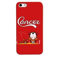 Snooky 35101 Digital Print Hard Back Case Cover For Apple iPhone 4s   - Red