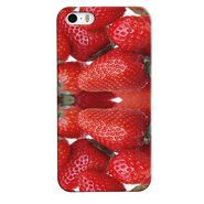 Snooky 35128 Digital Print Hard Back Case Cover For Apple iPhone 4s   - Red