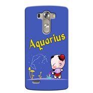 Snooky 37636 Digital Print Hard Back Case Cover For LG G3 - Purple