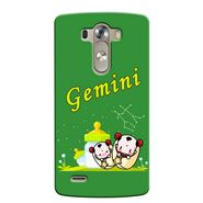 Snooky 37637 Digital Print Hard Back Case Cover For LG G3 - Green