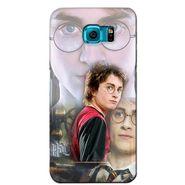 Snooky 36219 Digital Print Hard Back Case Cover For Samsung Galaxy S6 Edge - Multicolour
