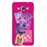 Snooky 36554 Digital Print Hard Back Case Cover For Samsung Galaxy Grand max - Pink