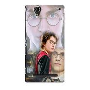 Snooky 36869 Digital Print Hard Back Case Cover For Sony Xperia T2 Ultra - Multicolour