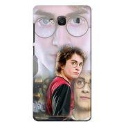 Snooky 35999 Digital Print Hard Back Case Cover For Xiaomi Redmi 2s - Multicolour
