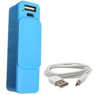 UNIC 2600mAh USB Powerbank Portable Charger for Mobile UNP1 - Blue