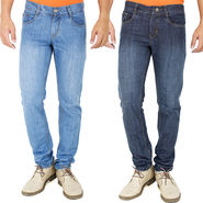 Pack of 2 Stylox Cotton Jeans_Fa3012