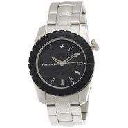 Fastrack Analog Watch_ 3006sm02 - Black