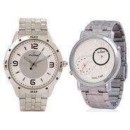 Pack of 2 Dezine Wrist Watch_combo14