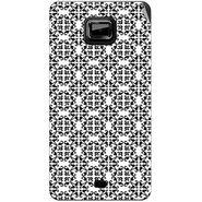 Snooky 40514 Digital Print Mobile Skin Sticker For Micromax Ninja A91 - White