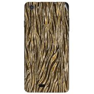 Snooky 41077 Digital Print Mobile Skin Sticker For XOLO Q900S - Brown