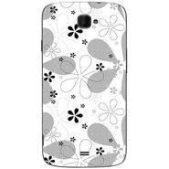 Snooky 41114 Digital Print Mobile Skin Sticker For XOLO Q1000 Opus - White