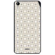 Snooky 41159 Digital Print Mobile Skin Sticker For XOLO Q2000L - Brown