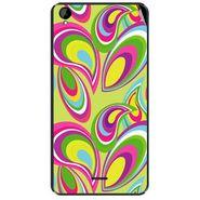 Snooky 41163 Digital Print Mobile Skin Sticker For XOLO Q2000L - multicolour