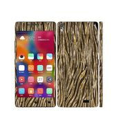 Snooky 41231 Digital Print Mobile Skin Sticker For Gionee Elife 5.1 - Brown