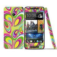 Snooky 41499 Digital Print Mobile Skin Sticker For HTC One mini - multicolour