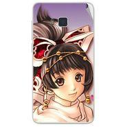 Snooky 48404 Digital Print Mobile Skin Sticker For Lava Iris 406Q - Multicolour
