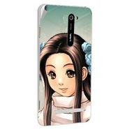 Snooky 48501 Digital Print Mobile Skin Sticker For Lava Iris 503 - Multicolour