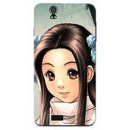 Snooky 48597 Digital Print Mobile Skin Sticker For Lava Iris selfie 50 - Multicolour