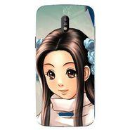 Snooky 48661 Digital Print Mobile Skin Sticker For Lava Iris 450 - Multicolour