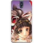 Snooky 48692 Digital Print Mobile Skin Sticker For Lava Iris 550Q - Multicolour