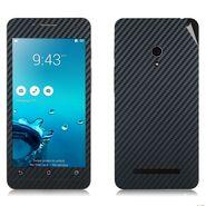 Snooky 20508 Mobile Skin Sticker For Asus Zenfone 5 - Black