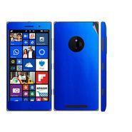Snooky 20654 Mobile Skin Sticker For Nokia Lumia 830 - Blue
