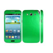 Snooky 20527 Mobile Skin Sticker For Samsung Galaxy Grand Quattro 8552 - Green