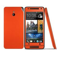 Snooky 20582 Mobile Skin Sticker For HTC One Mini - Orange